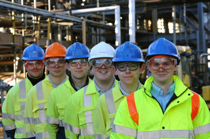 Chemoxy become Trailblazers for Apprenticeships