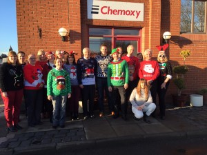christmas jumper day 2014