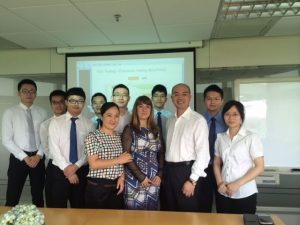 Chemoxy Visits China
