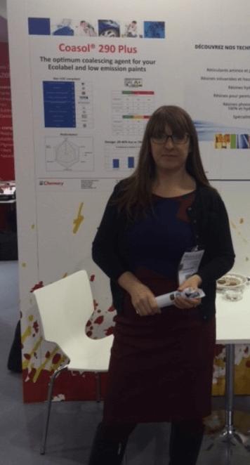 Chemoxy at EuroCoat 2016