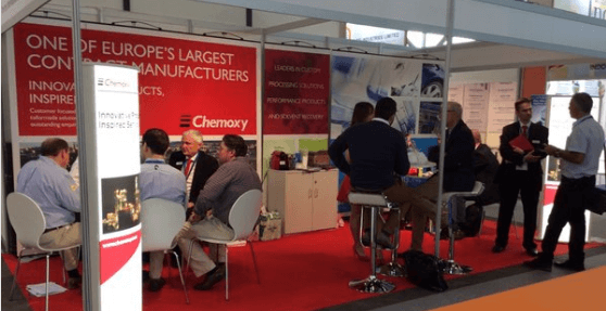 Chemoxy at Chemspec Europe 2016