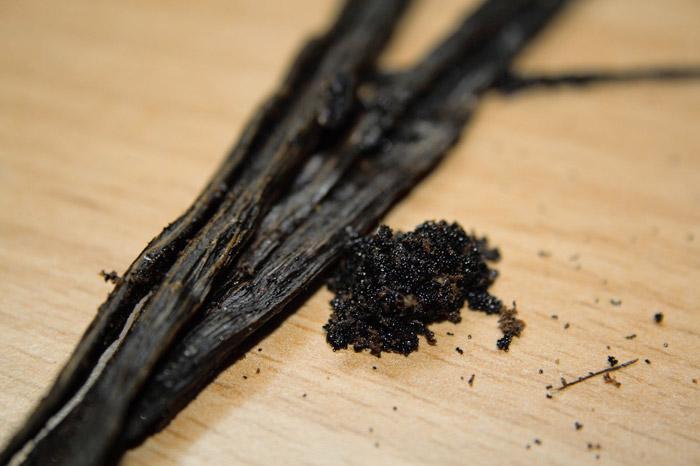 Vanillin-flavouring