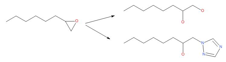 Epoxidation Bond