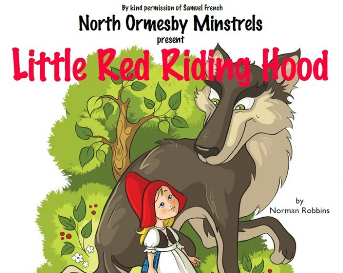 Chemoxy sponsor the North Ormesby Minstrels performance Little Red Riding Hood