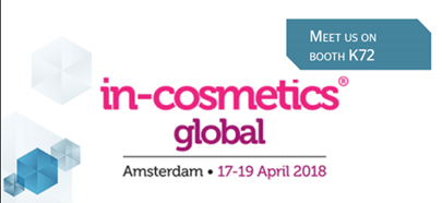 Chemoxy attended the In-Cosmetics Exhibition Show