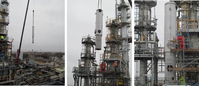 Chemoxy invest in distillation capacity as we celebrate 150 years in Middlesbrough
