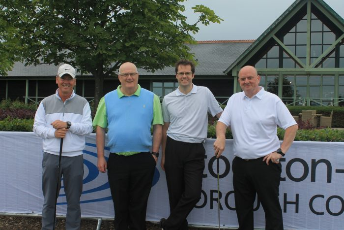 Team Chemoxy attend Charity Golf Day