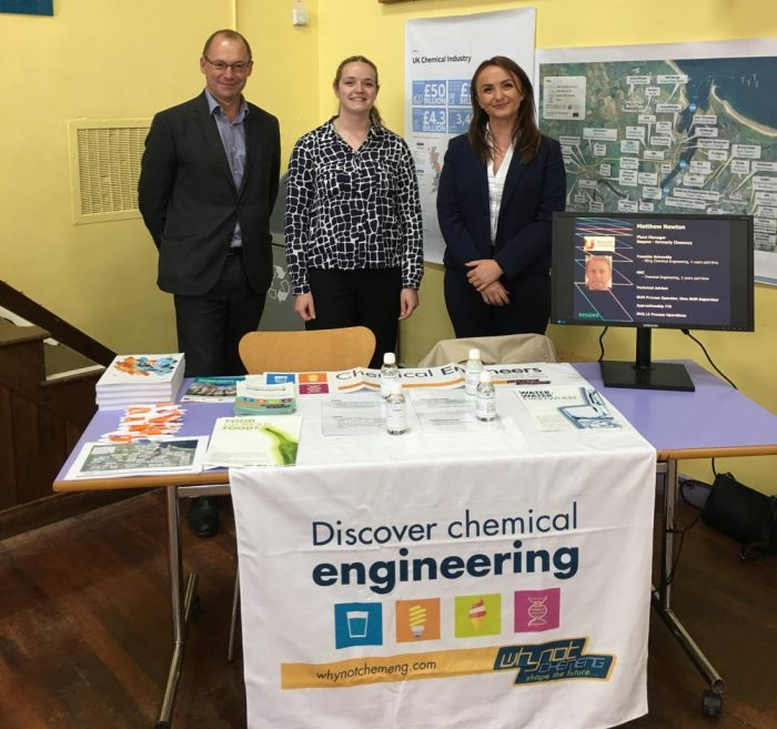 Chemical Engineering Careers Evening with SEQENS