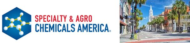 SEQENS Custom Specialities to Attend Speciality & Agro Chemicals America, September 4-6