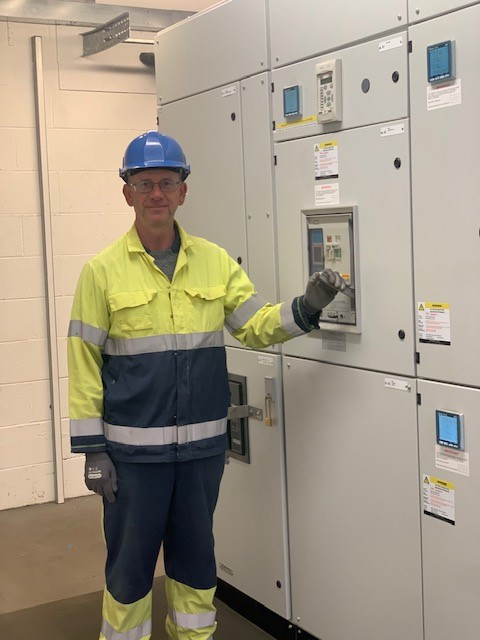Site Power Upgrade to Facilitate New Plant B5.1